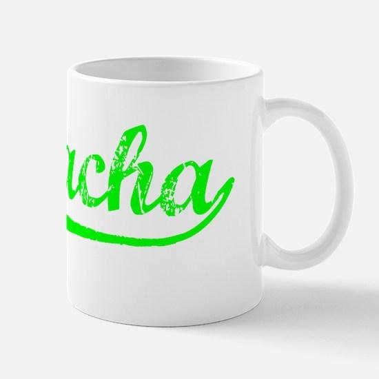 Vintage Si Racha (Green) Mug