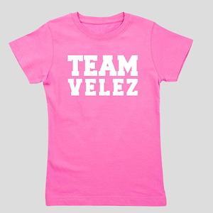 TEAM VELEZ Women's Dark T-Shirt