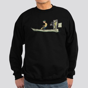 Swamp Boat Sweatshirt
