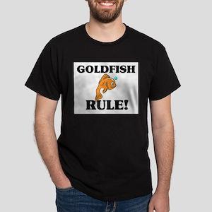 Goldfish Rule! Dark T-Shirt