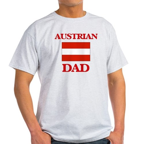 Austrian Dad T-Shirt