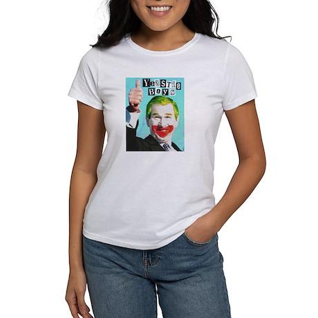 Yeastie bush clown 800x1000 T-Shirt
