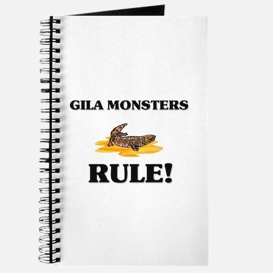 Gila Monsters Rule! Journal