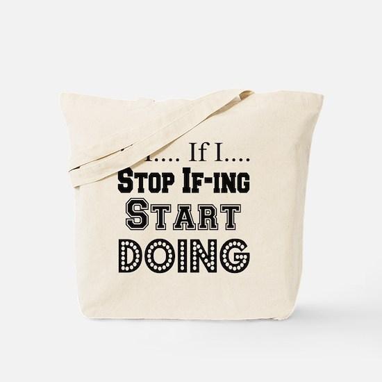 Procrastinating Tote Bag