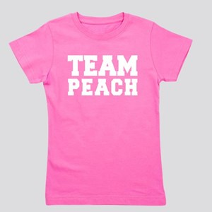 TEAM PEACH Women's Dark T-Shirt