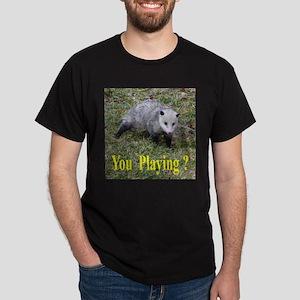 Playing Possum Dark T-Shirt