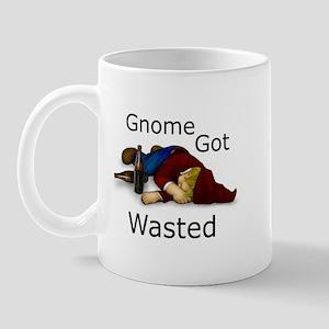 Gnome Got Wasted Mug