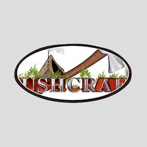 Bushcraft design Patch