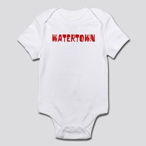 Watertown Faded (Red) Infant Bodysuit