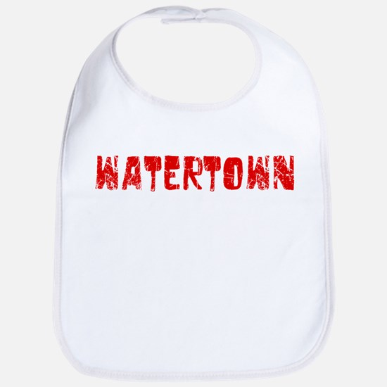 Watertown Faded (Red) Bib
