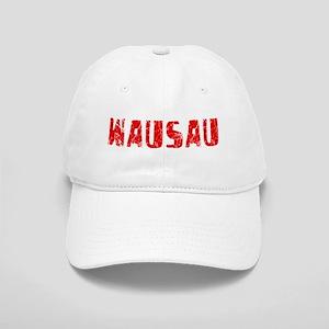 Wausau Faded (Red) Cap
