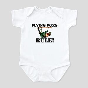 Flying Foxs Rule! Infant Bodysuit