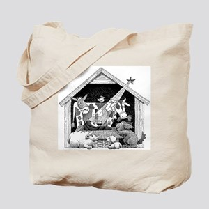 The Manger Tote Bag