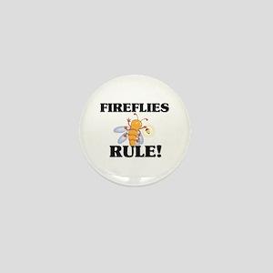 Fireflies Rule! Mini Button
