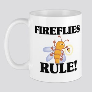 Fireflies Rule! Mug
