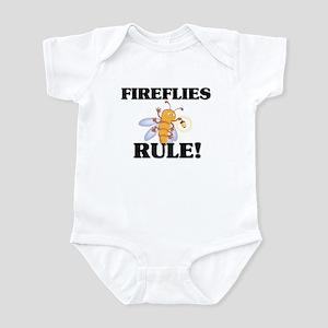 Fireflies Rule! Infant Bodysuit