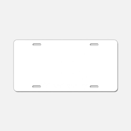 Senior Citizen: Give Me My Aluminum License Plate