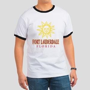 Ft. Lauderdale Sun - Ringer T