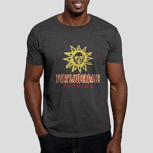 Ft. Lauderdale Sun - Dark T-Shirt
