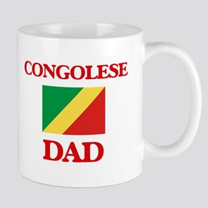 Congolese Dad Mugs