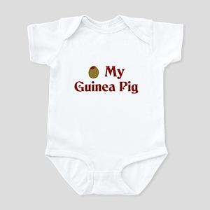 Olive (I Love) My Guinea Pig Infant Bodysuit