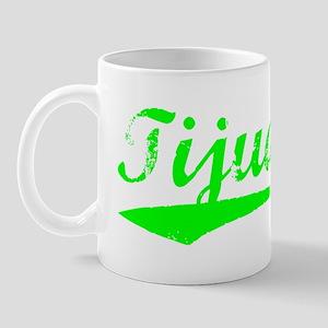 Vintage Tijuana (Green) Mug
