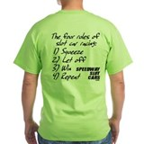 Slot car Green T-Shirt