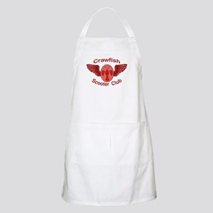 Crawfish Scooter Club BBQ Apron