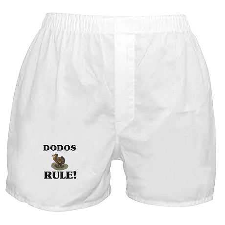 Dodos Rule! Boxer Shorts