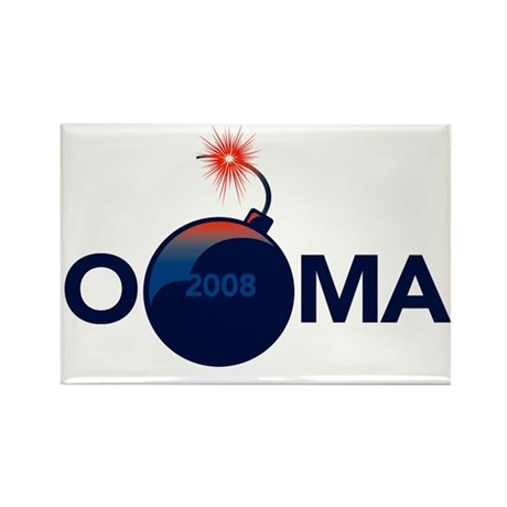 Obama Rectangle Magnet (10 pack)