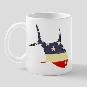 """""""Patriotic Permit"""" Mug"""