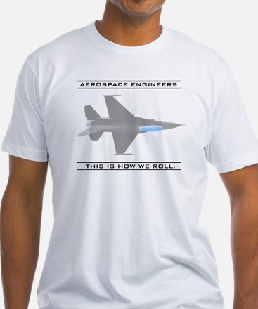 Aero Engineers: How We Roll Shirt