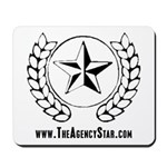 TheAgencyStar Mousepad