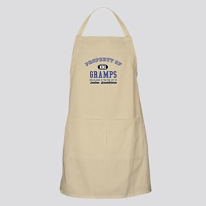 Property of Gramps BBQ Apron