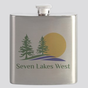 Seven Lakes West Flask