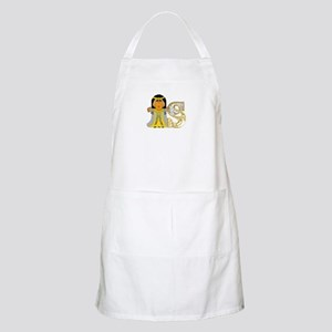 Baby Initials - S BBQ Apron