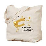 Money Reiki Infused Tote Bag