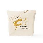 Money Reiki Infused Tote Bag