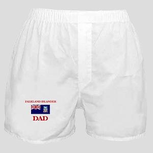 Falkland Islander Dad Boxer Shorts