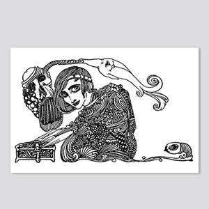 Faust 142 Postcards (Package of 8)