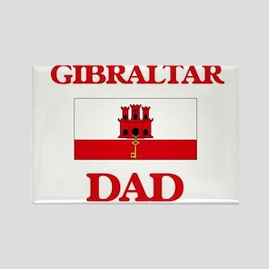 Gibraltar Dad Magnets