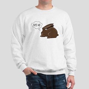 Bunny Bite Me Sweatshirt