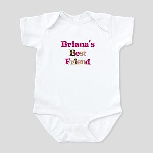 Briana 's Best Friend Infant Bodysuit
