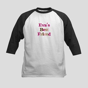 Eva 's Best Friend Kids Baseball Jersey