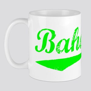 Vintage Bahamas (Green) Mug