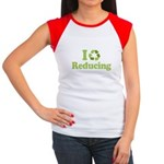 I Love Reducing Women's Cap Sleeve T-Shirt