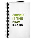 Green is the new black Journal