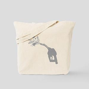 Biodiesel Bouquet Tote Bag
