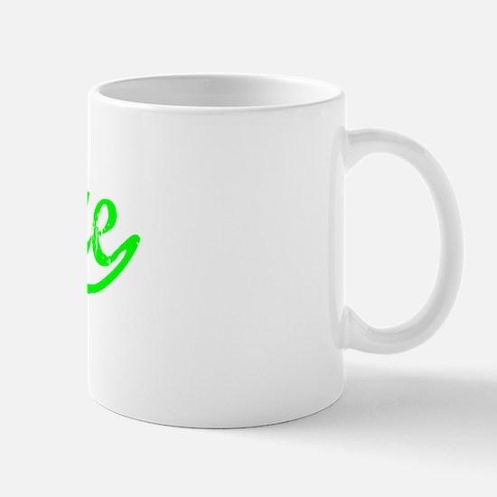 Vintage Belize (Green) Mug