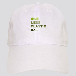 One less plastic bag Cap